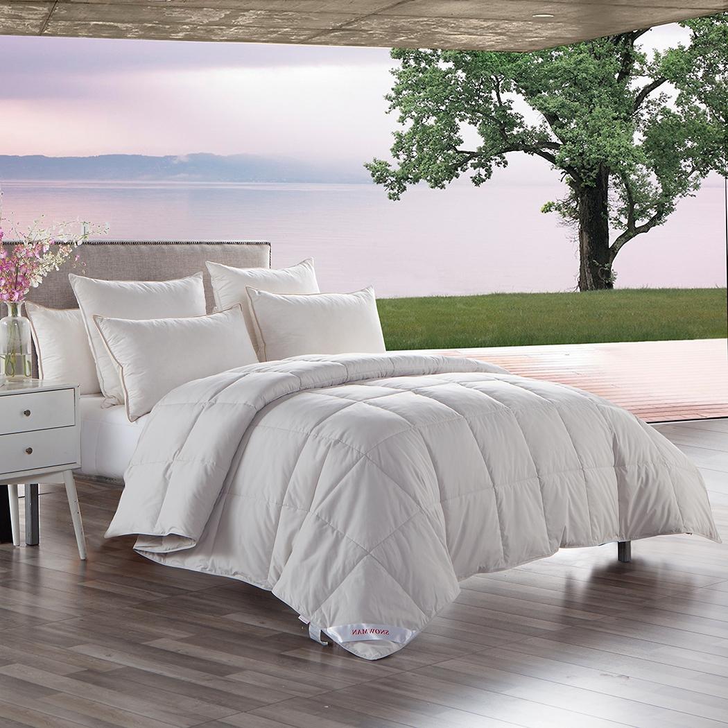 goose down and feather comforter skin. Black Bedroom Furniture Sets. Home Design Ideas