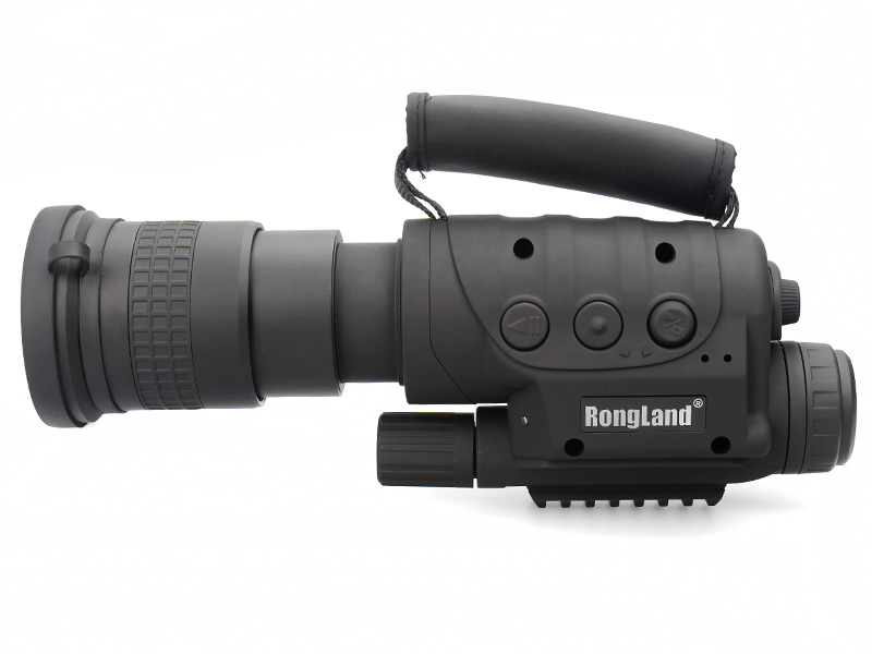 Rongland nv 760d infrared night vision ir monocular telescopes 7x60