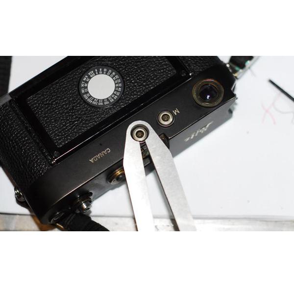 1 Stück DSLR Schraubenschlüssel Objektiv Reparatur Werkzeuge Kamera