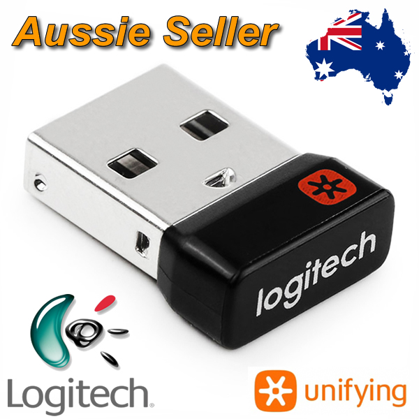 Details about Logitech USB Dongle Unifying Receiver 1 to 6 Wireless  Keyboard Mouse Win 7/8 Mac